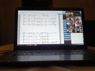 Chorprobe via Onlinemeeting