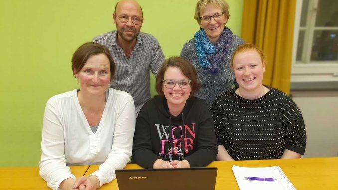 Vorstandschaft des Thalia Chor Schweinfurt